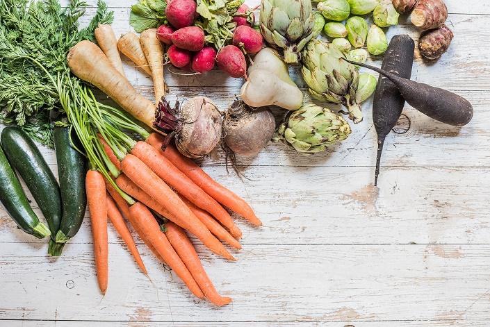 Los beneficios de los alimentos ecológicos - Veritas