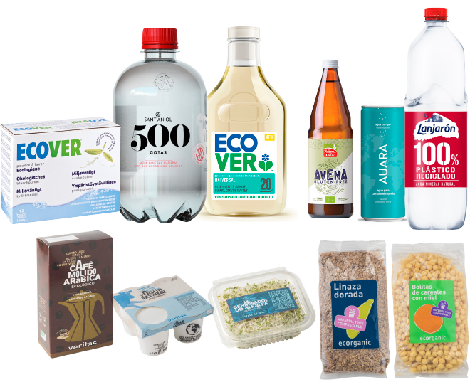 Apostamos por los envases sostenibles - Veritas