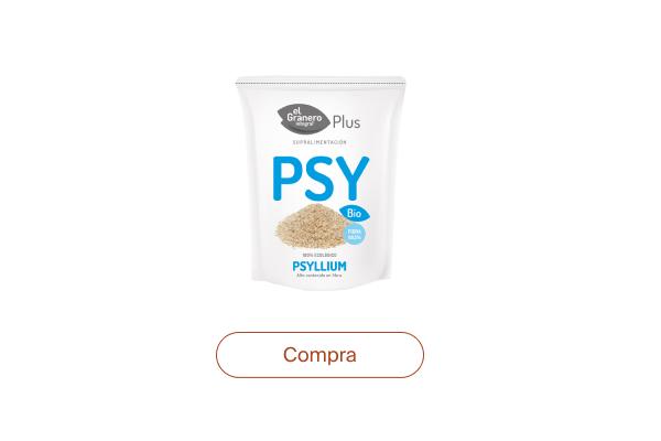 Psyllium - Tècniques de cuina - Veritas
