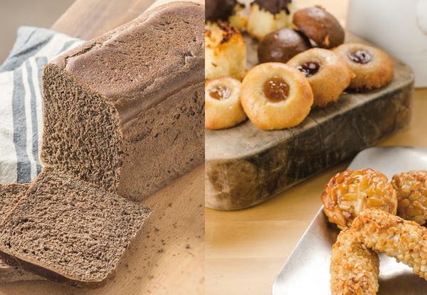 Panes y dulces de otoño - Nuestro pan ecológico - Veritas