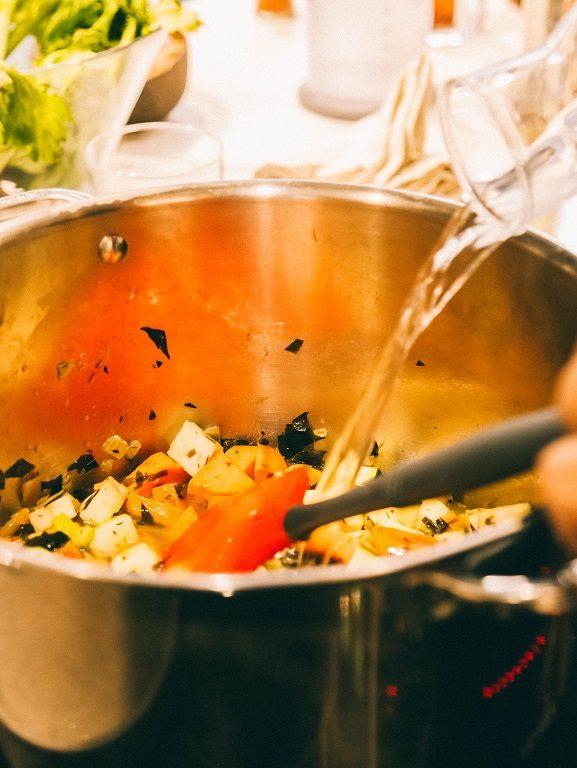 Talleres de cocina Terra Veritas