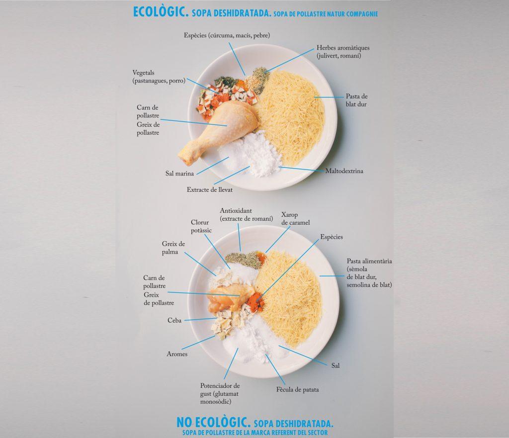 Brous preparats ecològics - Nutrició i ciència - Veritas