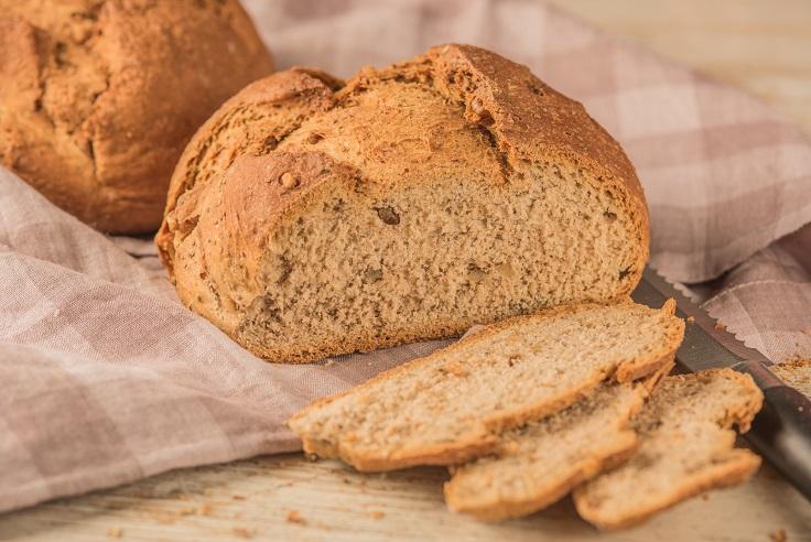 Panes de invierno - Nuestro pan ecológico - Veritas