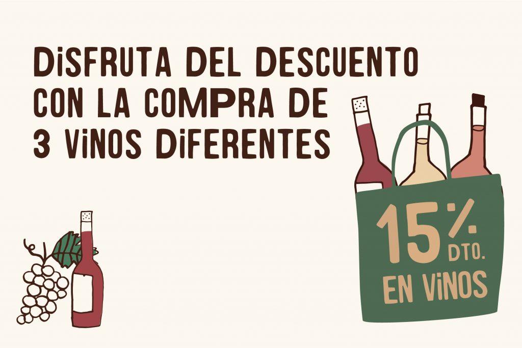 ¡Sortemos 12 botellas de vino ecológico! - Veritas