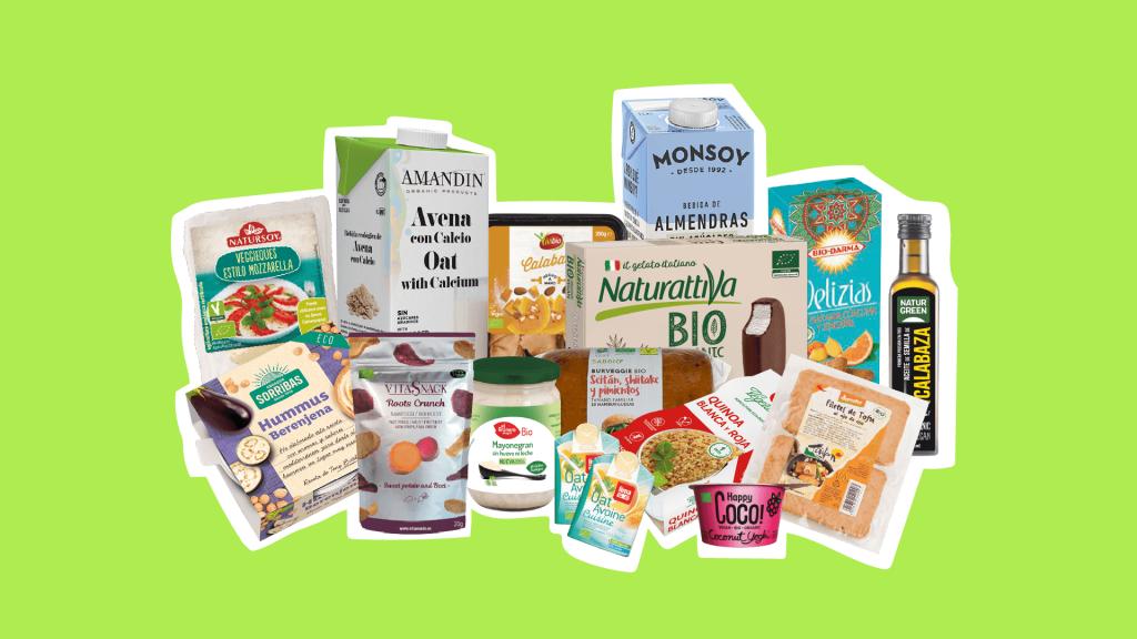 Sorteo de productos veganos 2021
