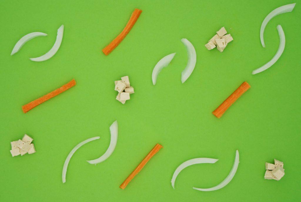 Salsitxes vegetals ecològiques