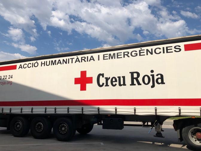 Donaciones a la Cruz Roja