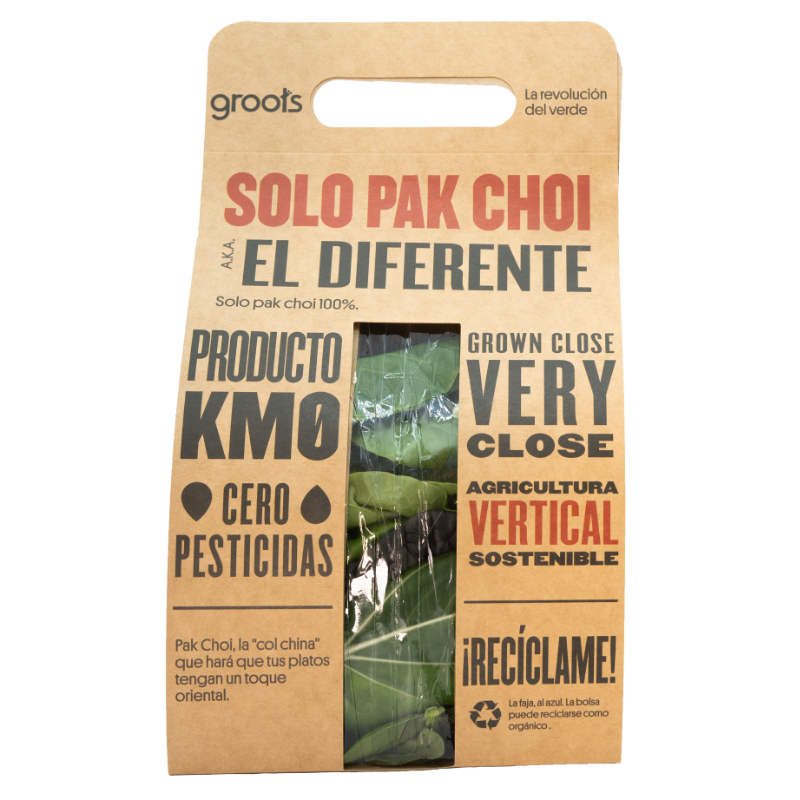 Pack Choi - Groots