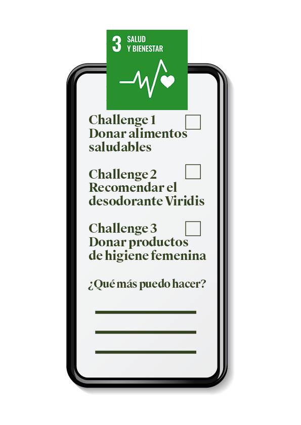 Challenge Veritas: Salud y bienestar - Veritas