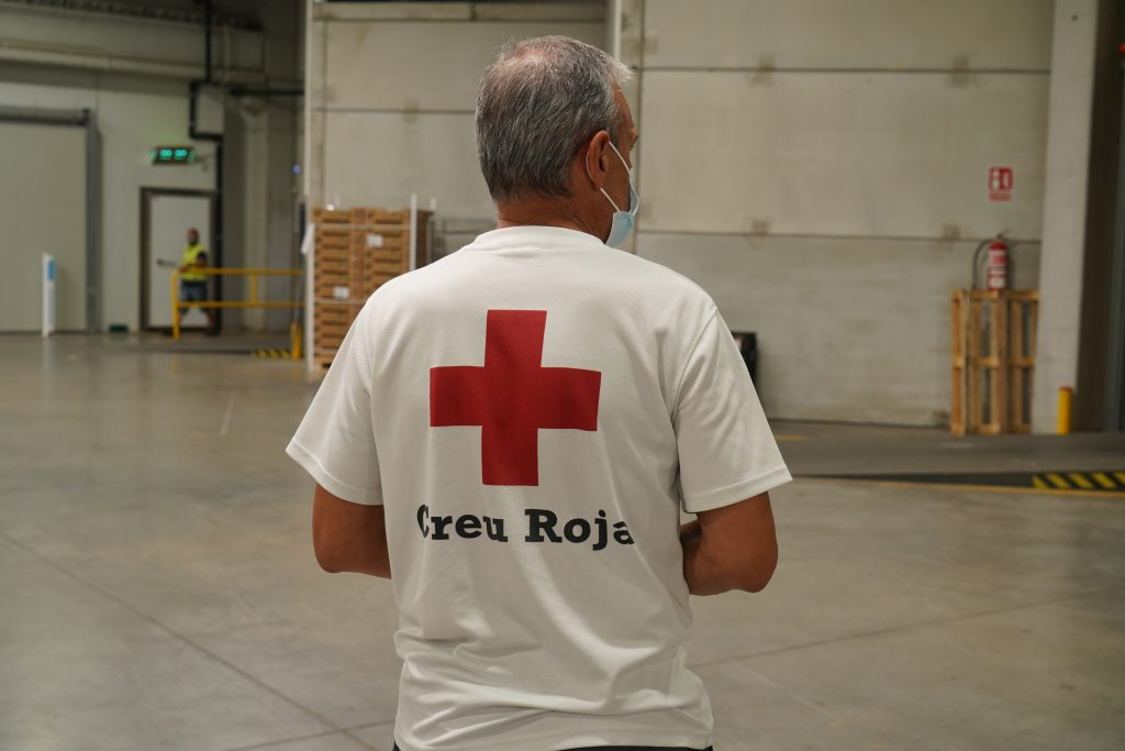Cruz Roja - Donación de ecos - Somos Conscientes - Veritas