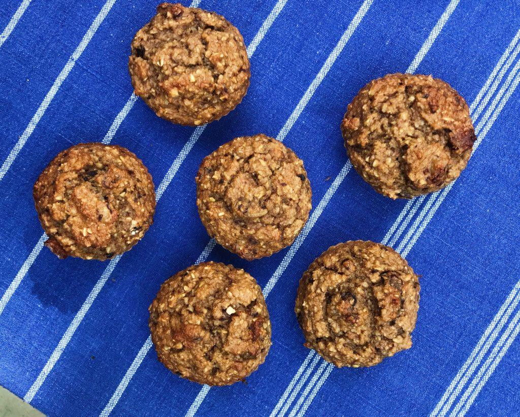 Muffins de poma - Recepta - Veritas