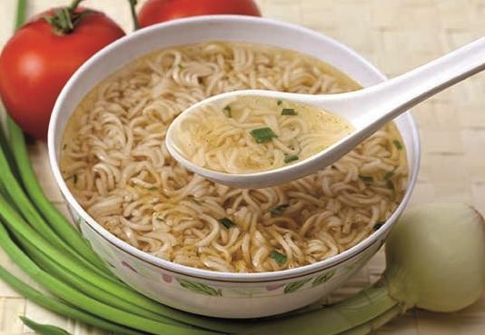 Sopa japonesa - Veritas