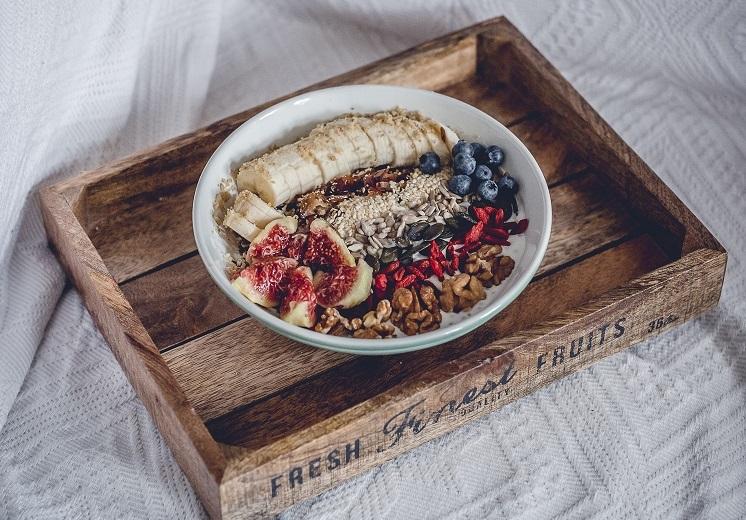 12 meses, 12 pasos para dejar de sentirte agotada: desayuno