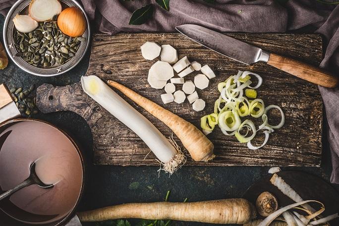 Alimentos ecológicos - Veritas