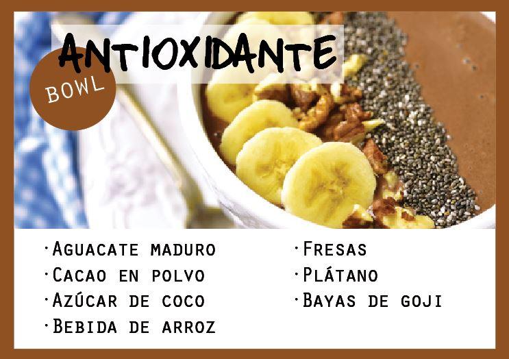 Bowl antioxidante - Veritas