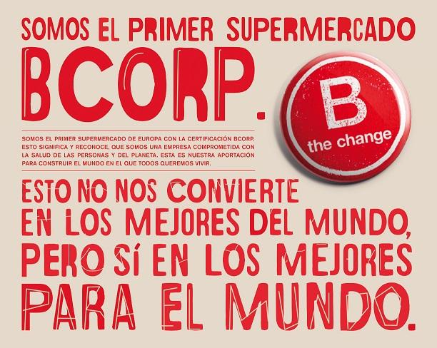 Somos el primer supermercado B Corp - Veritas