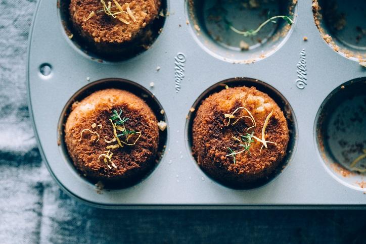 Pans de pessic d'oli d'oliva i llimona - Receptes - Veritas