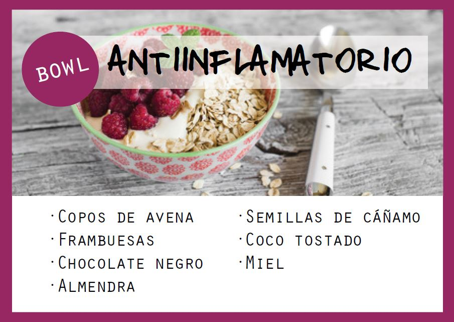 Bowl antiinflamatorio - Veritas