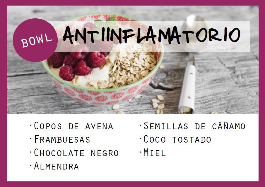 Bowl antiinflamatorio - Veritas