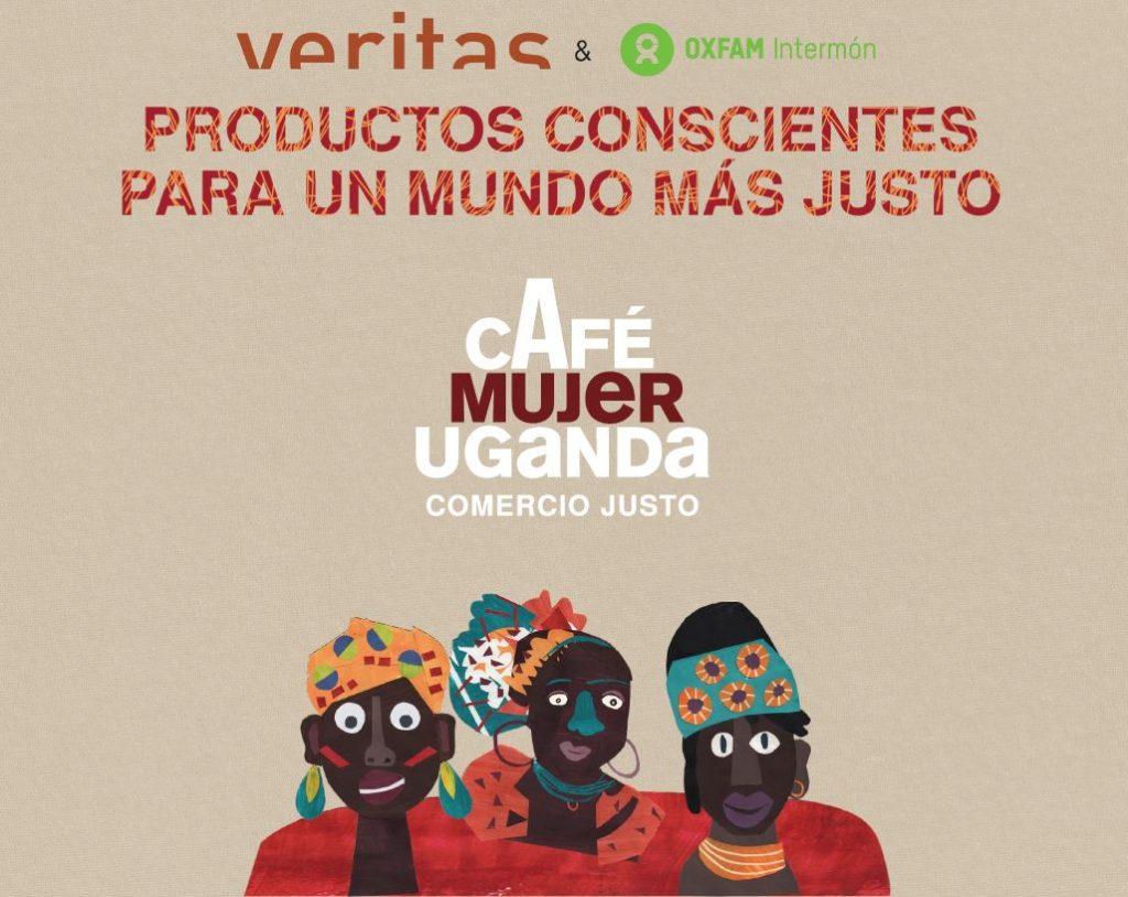 Comercio justo: café Mujer Uganda - Veritas