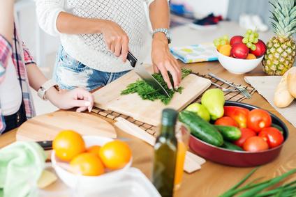 Cocinar, clave para una dieta saludable - Veritas