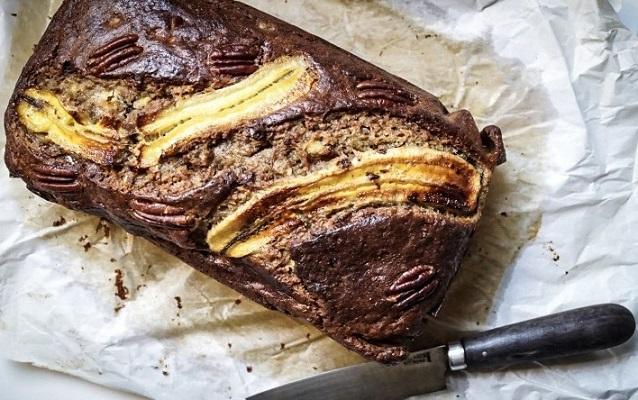 Coffee banana bread - Receptes - Veritas