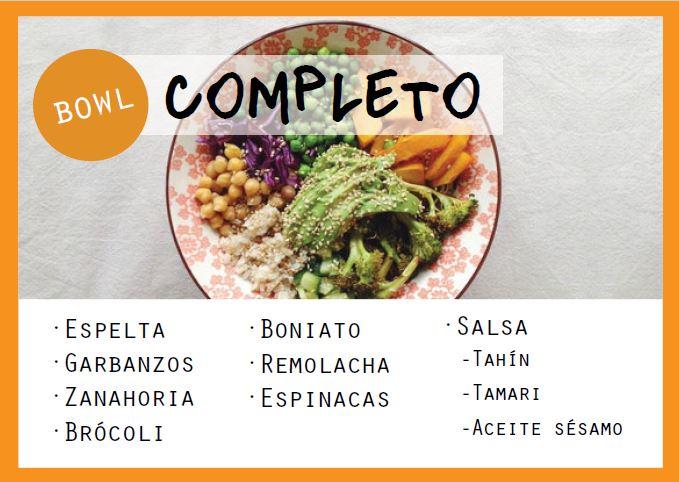 Bowl complet - Veritas