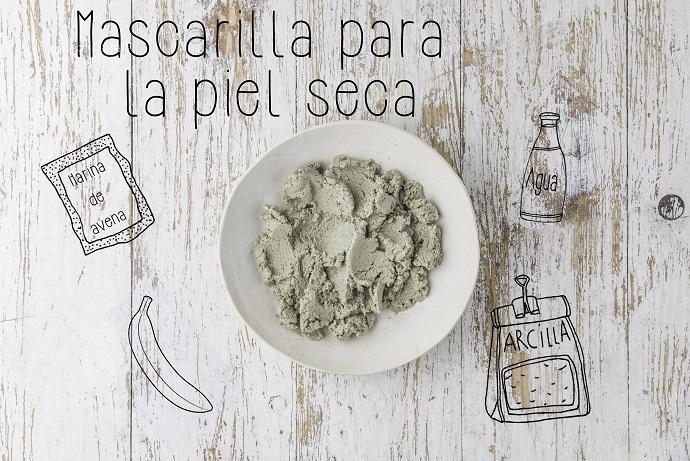Mascarilla nutritiva - Cosmética casera - Veritas