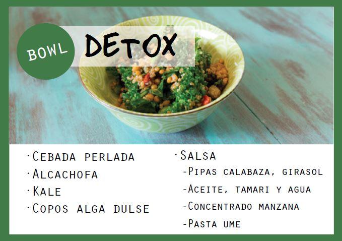 Bowl detox - Veritas