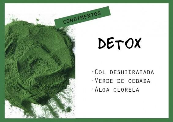 Condimento detox - Veritas