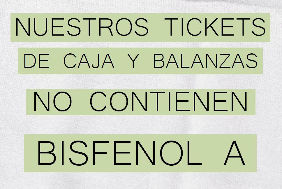 Eliminamos el Bisfenol A de nuestros tickets de caja en 2016 - Veritas