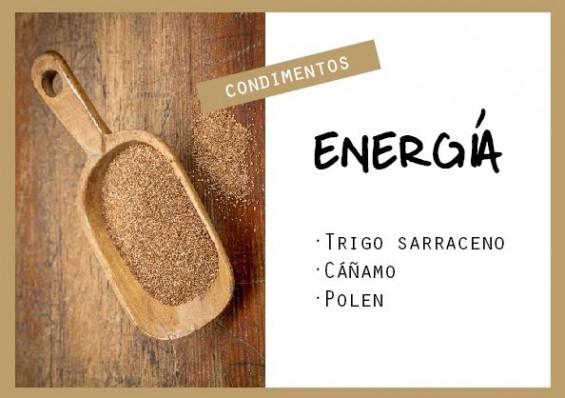 Condiment energitzant - Veritas