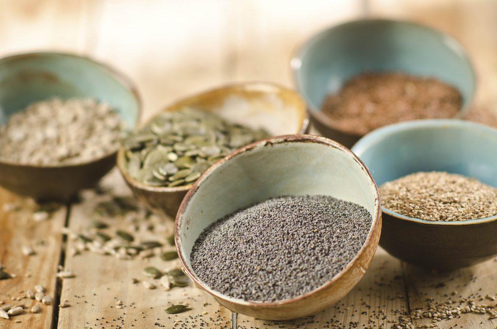 Enriquece tu dieta con semillas ecológicas - Veritas