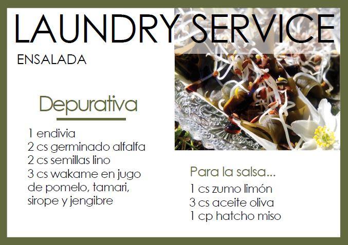 Amanida laundry service - Veritas