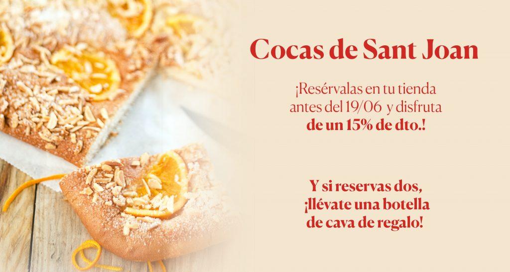Cocas de Sant Joan Veritas