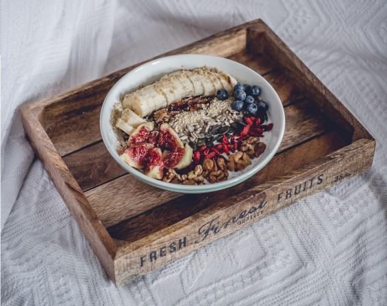 Toma fibra y gana salud - Veritas