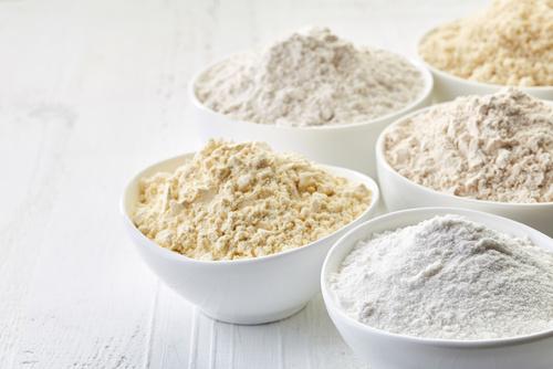 Harinas sin gluten - Consejos para celíacos - Veritas