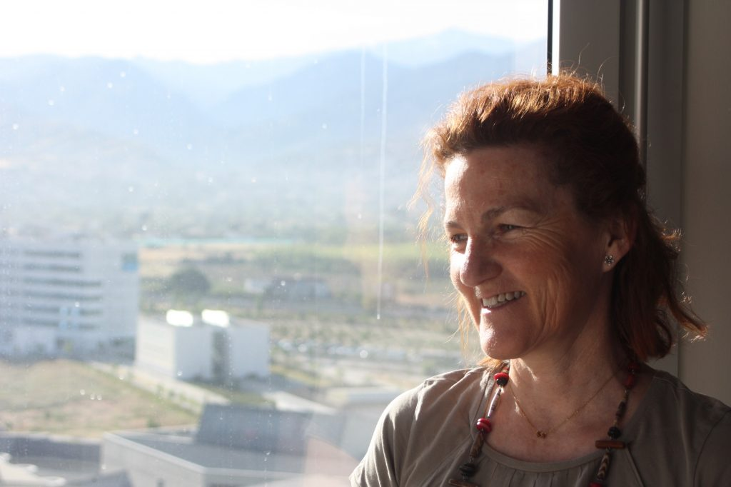 Marieta Fernández - Entrevistes - Veritas