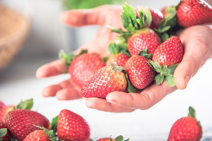Las fresas ecológicas tienen un potencial anti-cancerígeno - Veritas
