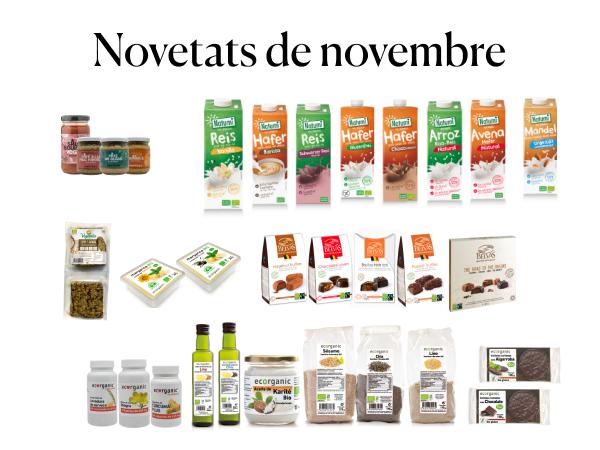 Novetats de novembre - Veritas