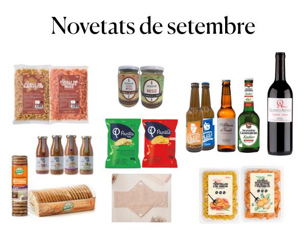 Novetats de setembre - Ara a Veritas