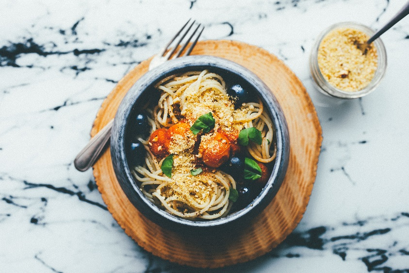 Pasta veggie a la parmesana - Recetas - Veritas