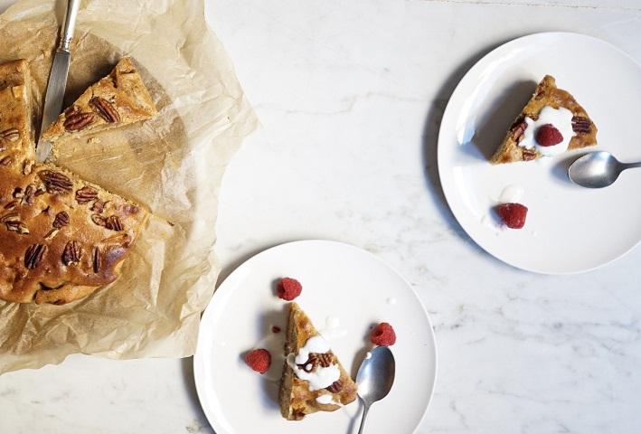 Pastel de manzana - Recetas - Veritas