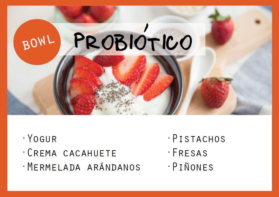 Bowl probiótico - Veritas