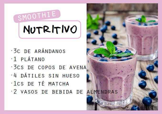 Smoothie nutritivo - Veritas