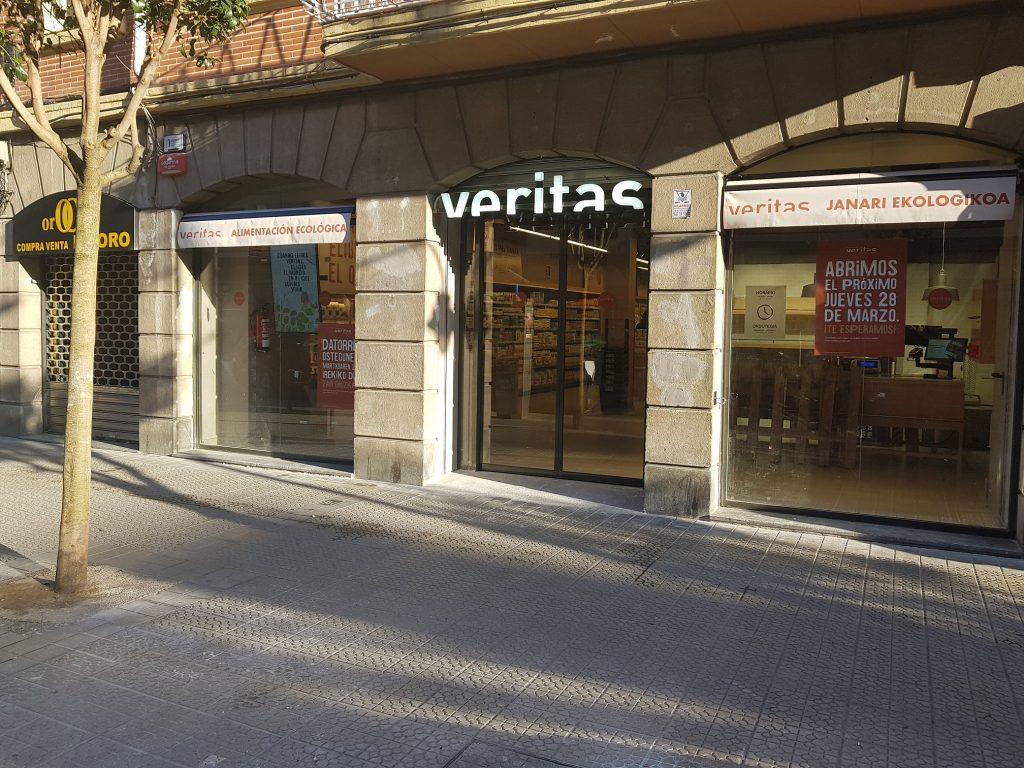 ¡Abrimos nuestra tercera tienda en Bilbao! - Veritas