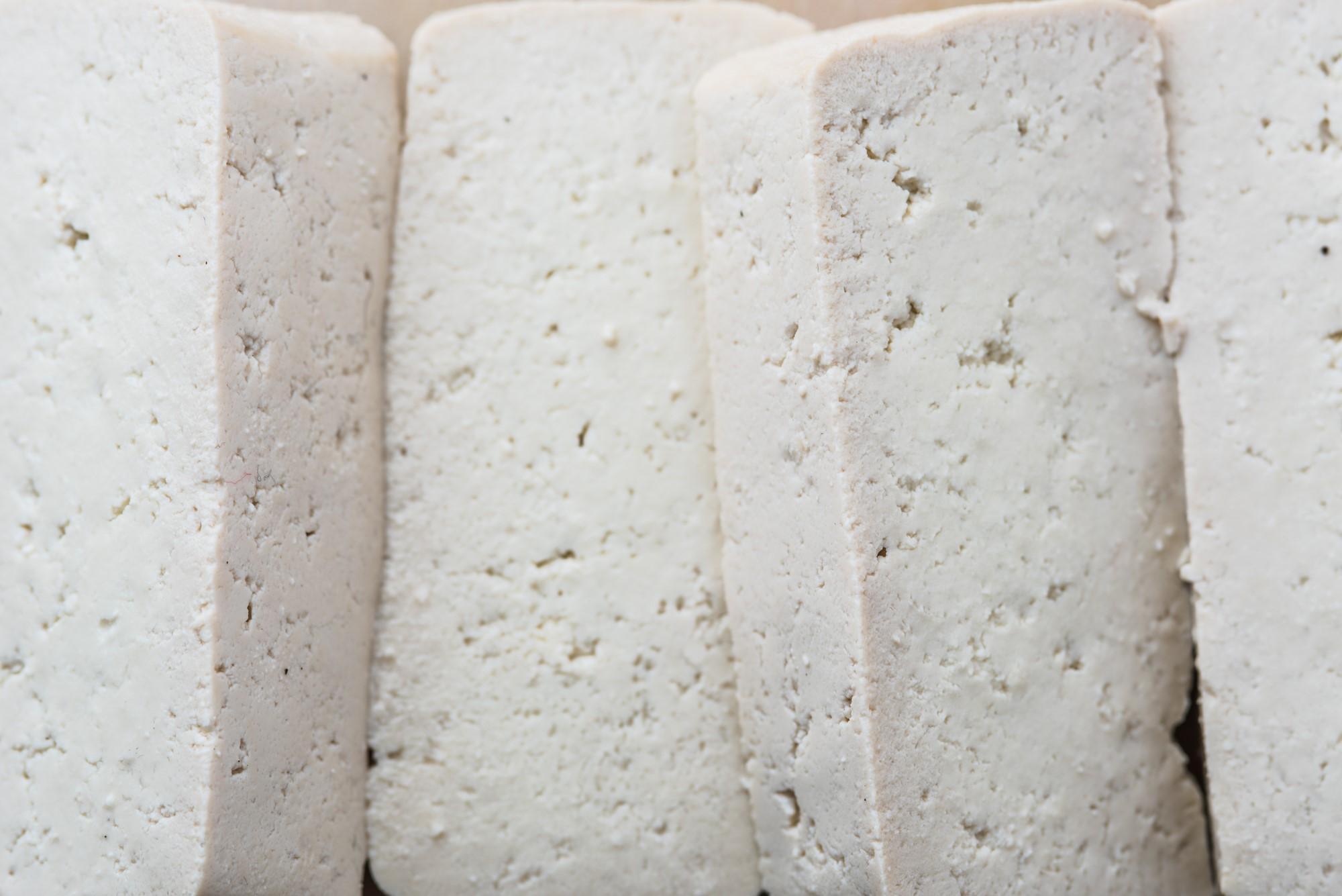 Tofu - Tècniques de cuina - Veritas