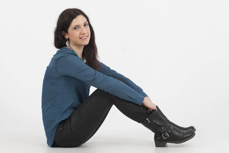 Lucía Martínez - Entrevistes - Veritas