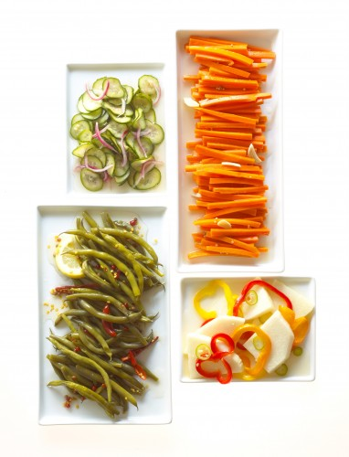 Pickles caseros - megustacomersano