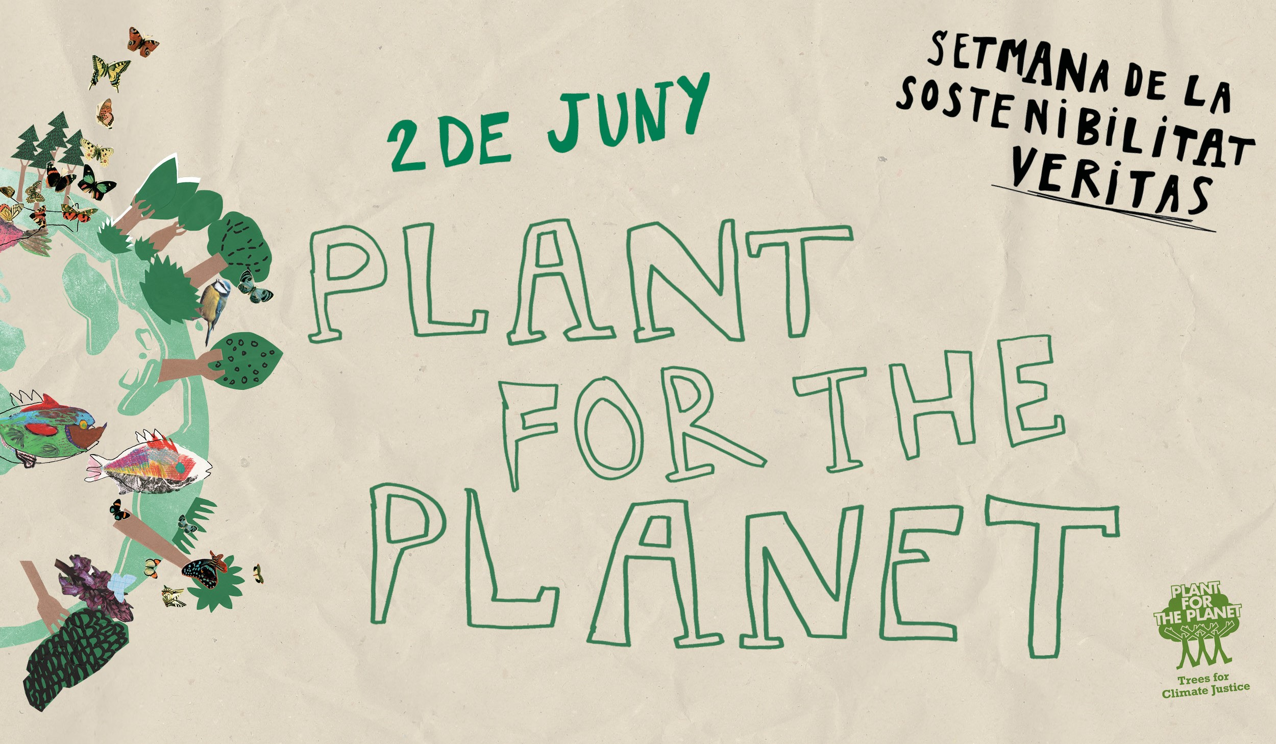 Invitación Plant for the Planet